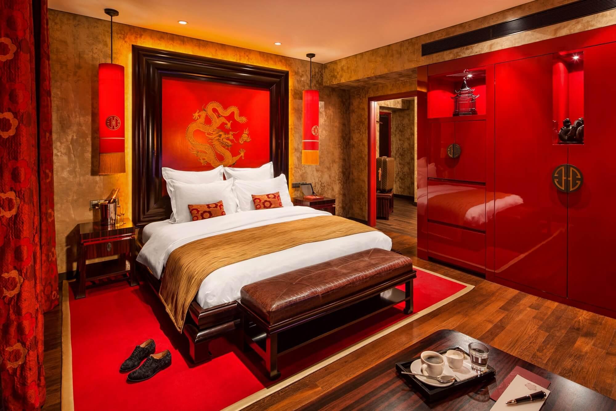 Luxury Rooms At Buddha-Bar Hotel